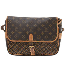 LOUIS VUITTON M40117 Bag Brown unisex  805000931043000