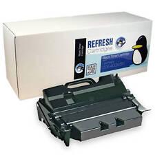 Rigenerate Lexmark 64016SE / 64036SE Nero Stampante Laser Cartuccia Toner