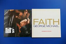 GEORGE MICHAEL Faith Rare 1987 Japan LP Sealed with Promo Cover Wham!