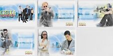 CSI Miami Series 1  Case Topper  5 Card Promo Set  from Strictly Ink