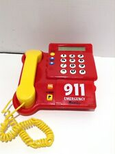 Learning Resources Teaching Telephone 911 Emergency Kids education Toys Daycare