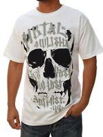 Metal Mulisha Men's Calligraphy Tee T-Shirt SIze L