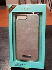 KATE SPADE iPhone 7 Plus ROSE GOLD SAFFIANO WRAP Case 100% AUTHENTIC