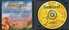 WALT DISNEY'S HERCULES MULTIMEDIA CD-ROM PRESS KIT - PHOTOS, FILM & SOUND CLIPS