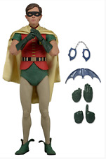 NECA DC BATMAN 1966 ROBIN BURT WARD 1/4 SCALE ACTION FIGURE