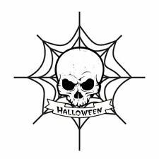Halloween Skull Metal Cutting Dies Stencil DIY Scrapbooking Album Paper Card