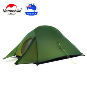 Naturehike Upgraded Cloud up 2 Person Hiking Tent Lightweight Backpacking Tent