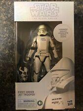 Star Wars First Order Jet Trooper Black Series 99 Carbonized Walmart Exclusive