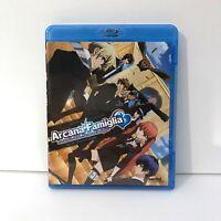 La Storia della Arcana Famiglia: Complete Collection Blu-ray! 2013! Used!