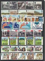 GR. BRITAIN 1994 Commemorative Year, 9 sets Mint NH