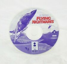 Flying Nightmares Panasonic 3DO Disc Only Untested AS IS
