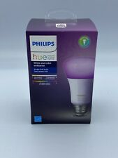 Philips Hue Single Premium A19 Smart Bulb - NEW & FREE SHIPPING