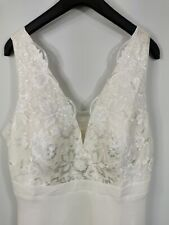 Bpc Selection premium vestido de novia, wollweiss, talla 50
