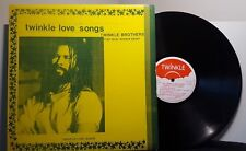 "Twinkle Brothers ""Twinkle Love Songs"" vinyl LP REGGAE NM"