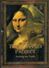 The Da Vinci Project - Seeking the Truth (DVD +CD + LIBRO) (NUEVO)