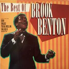BROOK BENTON - The Best Of Brook Benton (LP) (VG/G+)