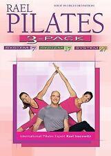 Rael Pilates - 3 Pack DVD 3-Disc Set     MAKE AN OFFER
