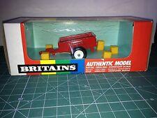 BRITAINS 1/32 MINI TRAILER (9553) VER FOTO