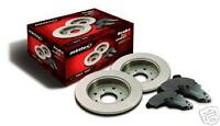 VAUXHALL CORSA C ASTRA FRONT MINTEX BRAKE DISCS & PADS VENTED 236mm