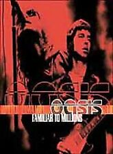Oasis - Familiar To Millions (DVD) Live at Wembley 2000 Concert