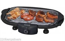 Frigidaire 220V NEW Portable Electric BBQ Grill 220 Volts