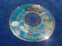 Tomb Raider (Sega Saturn, 1996) Disk only - Tested!!