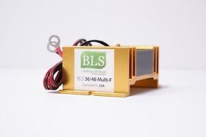 BatteryLifeSaver BLS 36/48 Multi (Industrial Forklift, lift-truck, large solar)
