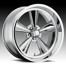 17x7 Us Mag Standard U104 5x4.75 et1 Chrome Wheels (Set)