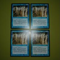 Musician x4 Ice Age 4x Playset Magic the Gathering MTG