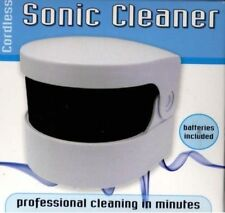 Sonic Denture Cleaner Dental Care Portable High Quality Professional