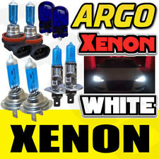 XENON WHITE FRONT LIGHT HEADLIGHT BULBS UPGRADE HID T10 501 H7 H1 H11 499 55W