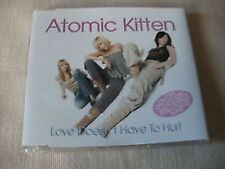 Atomic Kitten – Love Doesn't  Have To Hurt  CD2