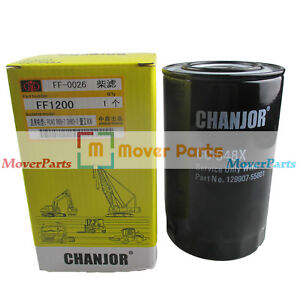 Fuel Filter 129907-55801 for Case Excavator CX33C CX37C
