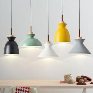 Kitchen Pendant Light Bar Wood Lights Modern Pendant Lighting Home Ceiling Lamp