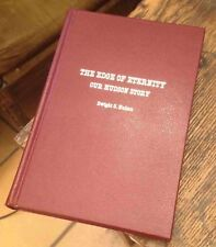 The Edge of Eternity OUR HUDSON STORY 1989 Genealogy FREE US SHIPPING Rare
