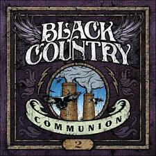 2 [Limited Edition] [Digipak] by Black Country Communion (CD, Jun-2011, Mascot Records)