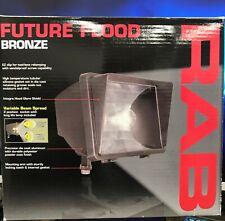 RAB FF35 Future Flood Light 35W High Pressure Sodium Lamp 120V Bronze Color