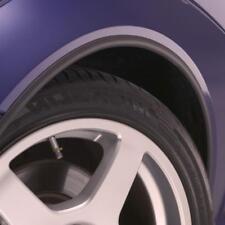 Satin BLACK Wheel Arch Arches Guard Protector Moulding fits JAGUAR XK / XK8