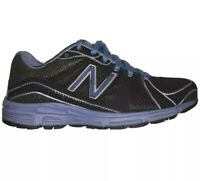 New Balance Womens Size 6.5 Running Shoes 490 Black Blue W490GB1 Excellent!!!