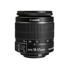 Canon EF-S 18-55mm f/3.5-5.6 IS II Autofocus Lens BRAND NEW