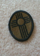 New Mexico National Guard State HQ subdued patch