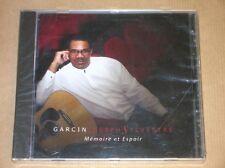 CD / JOSEPH SYLVESTRE GARCIN / MEMOIRE ET ESPOIR / NEUF SOUS CELLO