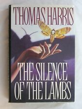 Silence Of The Lambs Thomas Harris First Edition 1988 St Martins Press