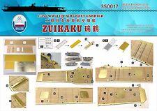 Shipyard 350017 1/350 Wood Deck IJN Zuikaku for Fujimi