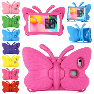 Kids Shockproof Butterfly Foam Case Cover For Samsung Galaxy Tab A 8.0 T290 T380