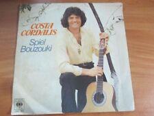 70er Jahre - Costa Cordalis - Spiel Bouzouki
