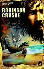 Campfire Graphic Novels: Robinson Crusoe by Daniel Defoe (2010, Paperback)