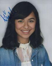 Giselle Lomelino autographed 8x10 Photo COA