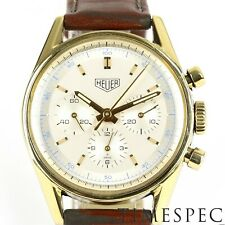 Tag Heuer Carerra Re-Edition Chronograph, 18ct Gold Ref: CS3140