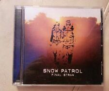 Snow Patrol : Snow Patrol Final Straw